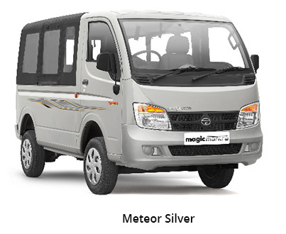 Magic Mantra - India Most Comfortable Passenger Minivan