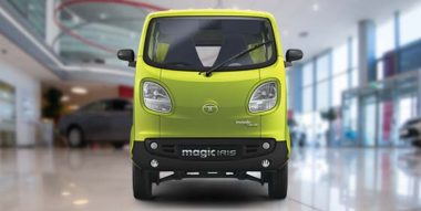 Tata Magic Iris On-road Price