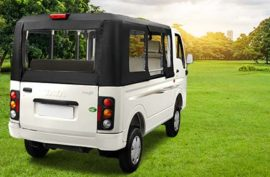 Magic Mantra – India's Most Economical and Comfortable Passenger Minivan for travelling groups