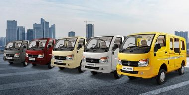 Tata Magic colour Variants