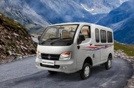 What is the gradeability of Tata Magic Express