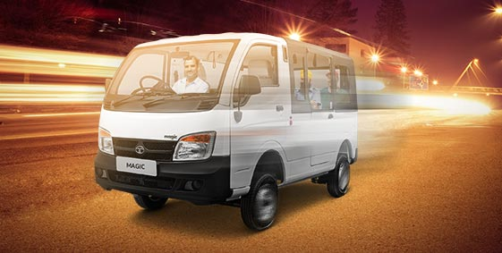 What is the cost of Tata Magic?