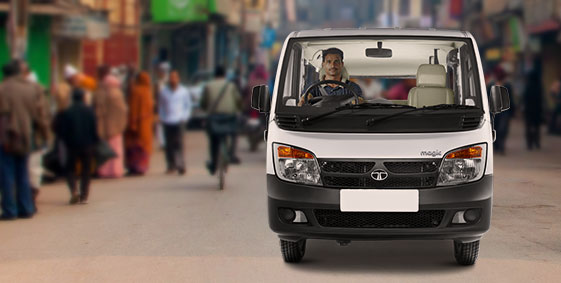 How Tata Magic Small Commercial Vehicle is Shaping the Passenger Transport Business