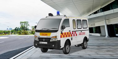Everything you need to know about the Tata Magic Express Ambulance