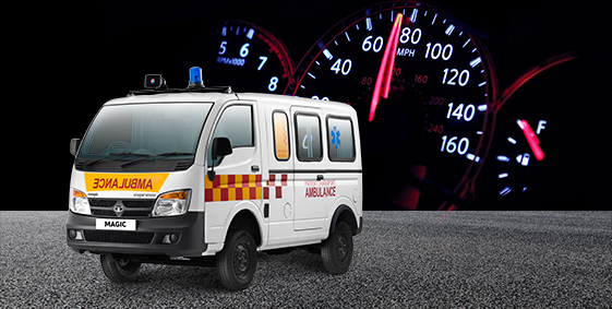 Tata Magic Express Type-B Ambulance: Features and Mileage