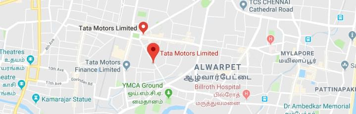Tata Magic Chennai