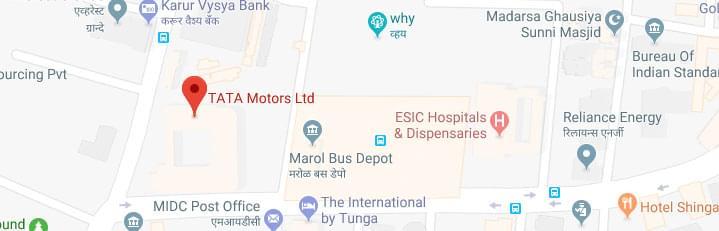 Tata Magic sales headquarters