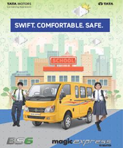 Tata Magic  Brochure