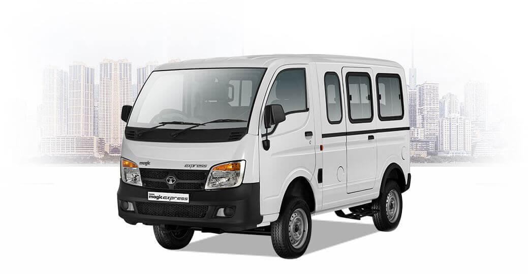 Tata Magic Express 10 Seater White