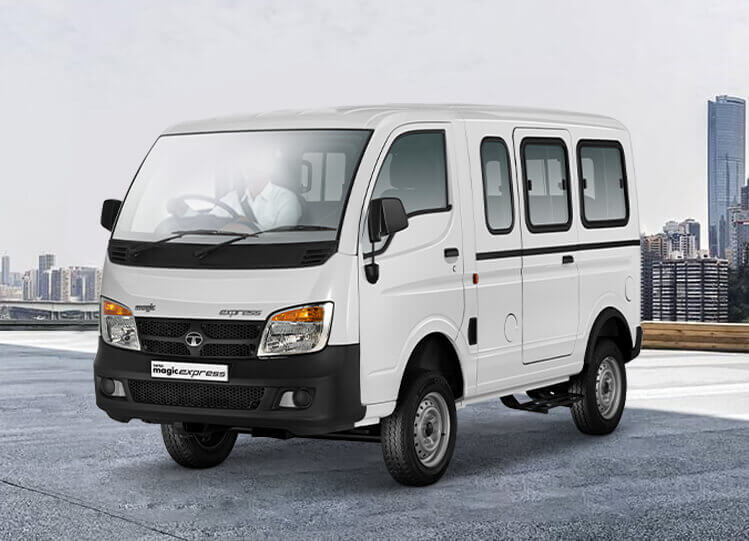 Tata Magic Express 10 Seater Feature