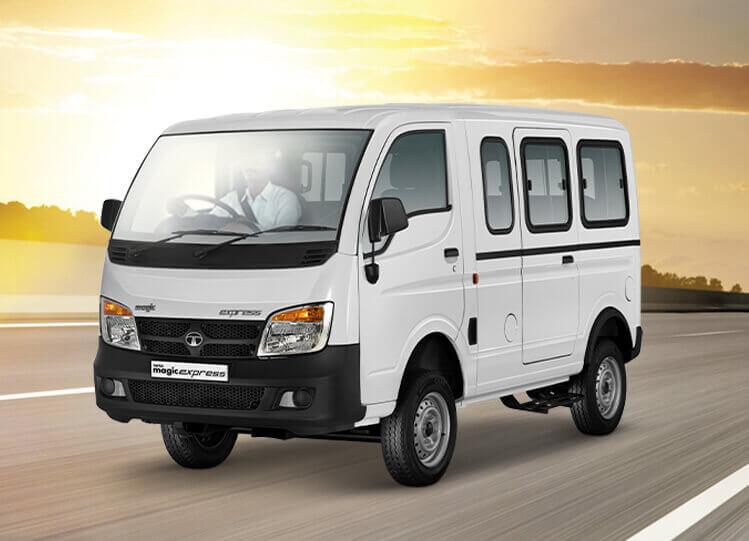 Tata Magic Express 10 Seater Features