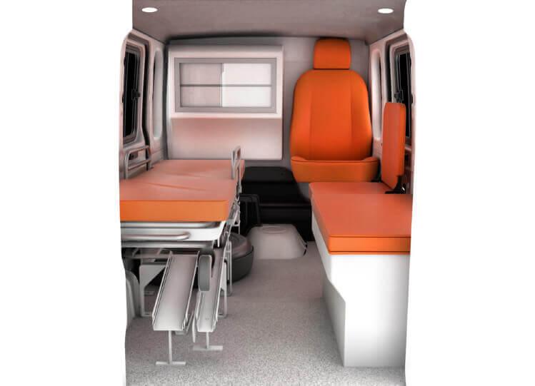 Tata Magic Express Type-B Ambulance