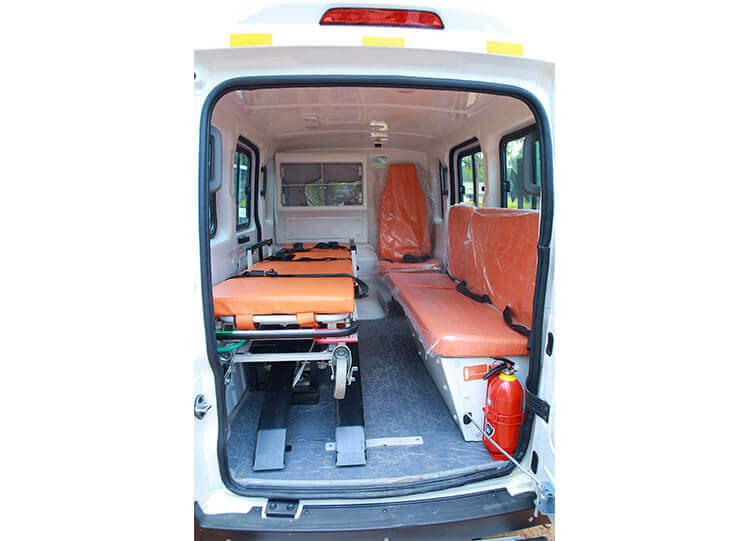 Tata Magic Express Type-B Ambulance Power