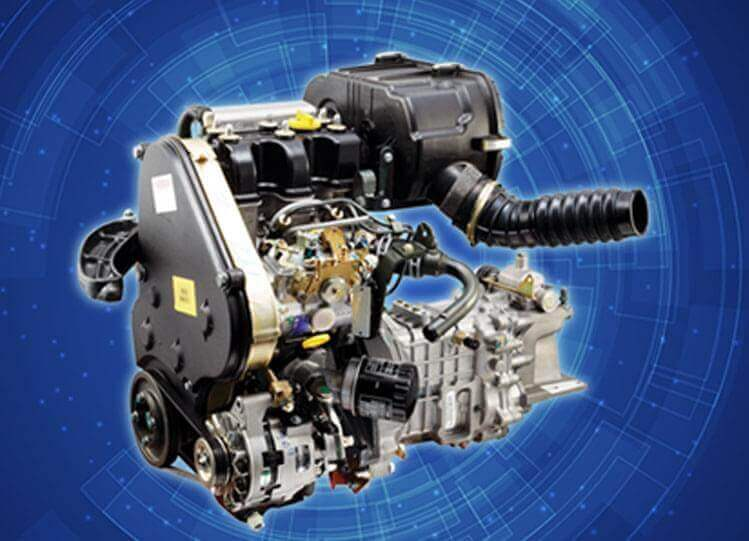 Tata Magic Express Engine