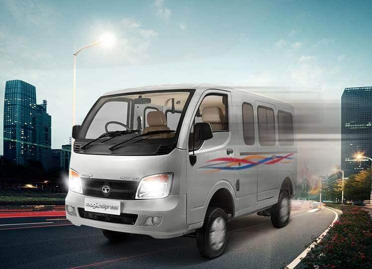 Tata Magic Express Feature