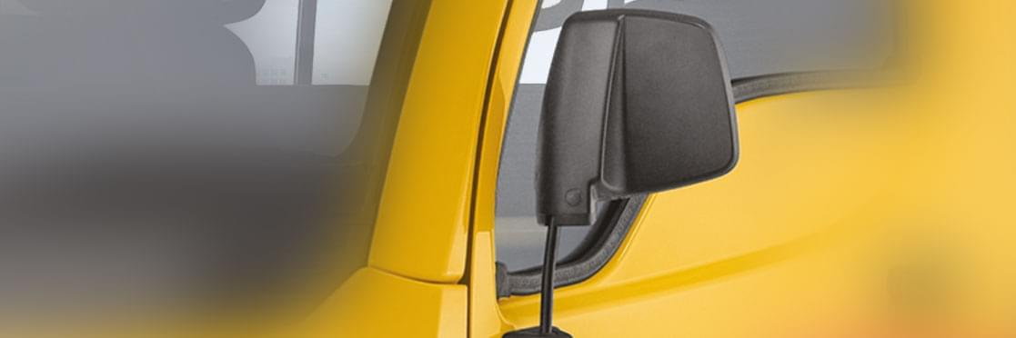 Tata Magic Express side Mirror