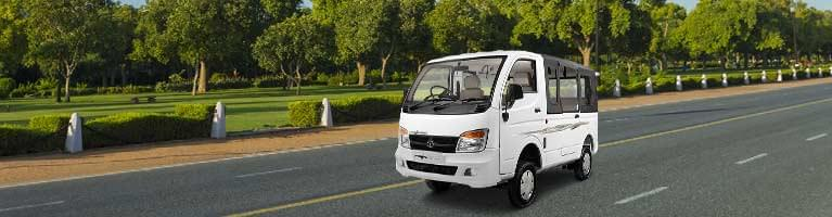 Tata Magic LH side view small