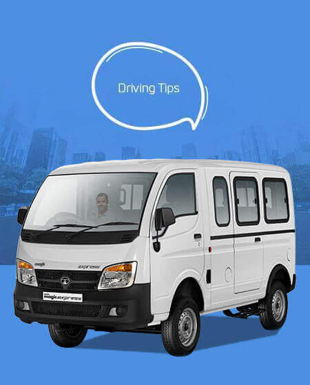 Tata Magic Owners Vehicle Driving tips