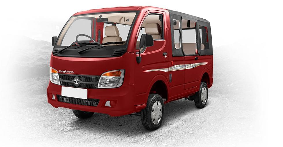Tata Magic Mantra Sardina Red
