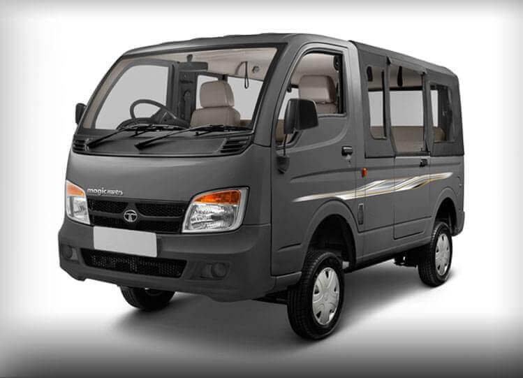 Tata Magic Mantra exterior