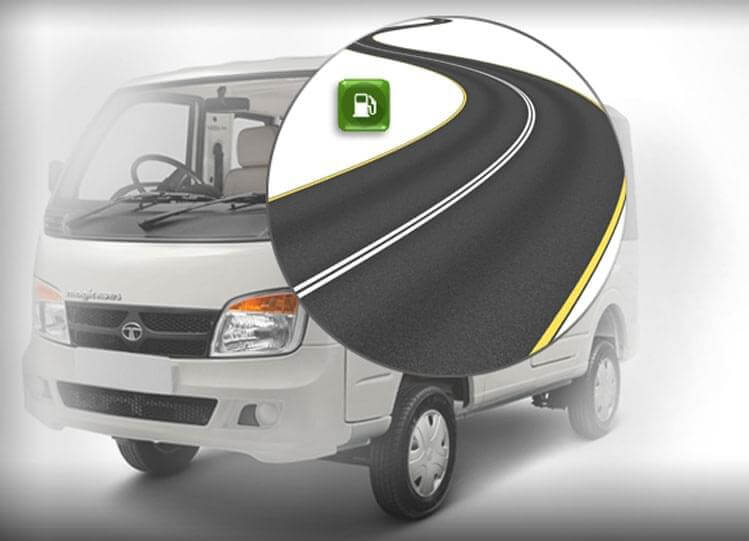 Tata Magic Mantra Mileage