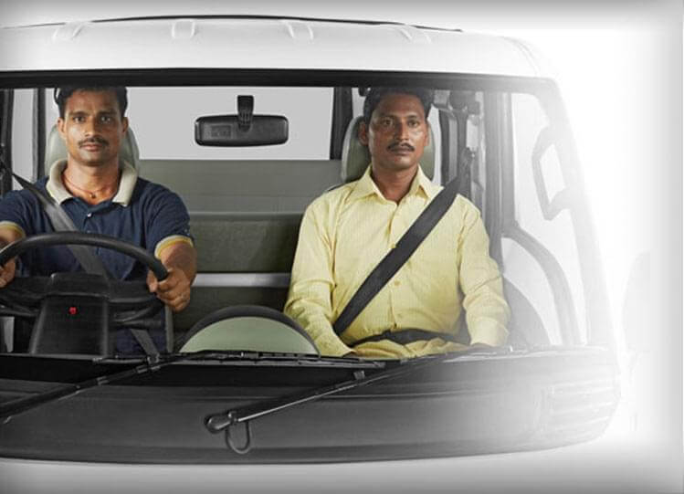 Tata Magic Mantra seat belt