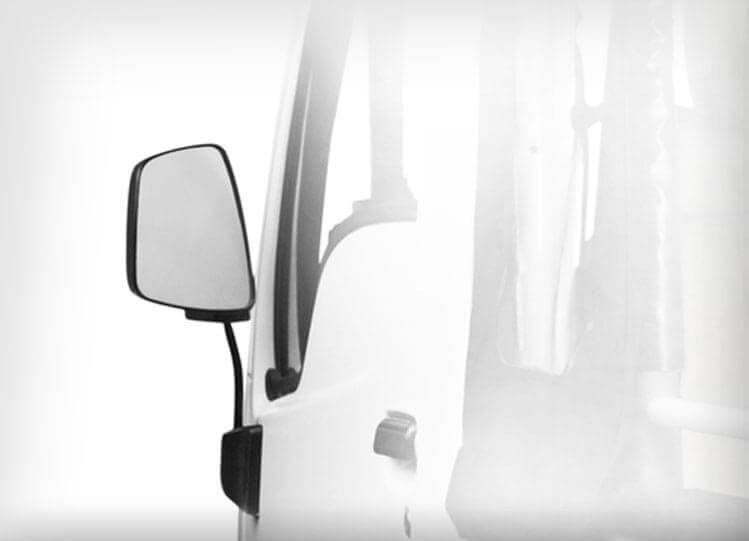Tata Magic Mantra Side mirror