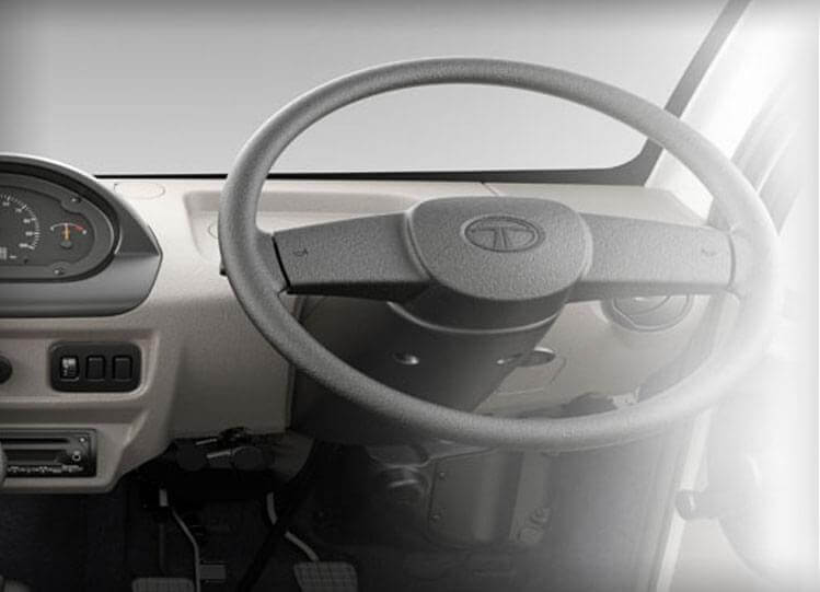 Tata Magic Mantra Steering Wheel