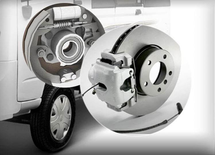 Tata Magic Mantra Vacuum Brakes