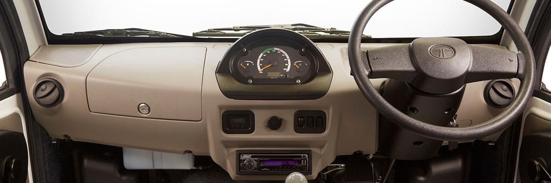 Tata Magic Mantra Dashboard Steering Wheel