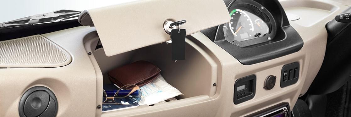 Tata Magic Mantra Lockable Dashboard