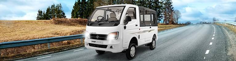 Tata Magic Mantra Specification