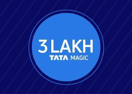 Tata Magic 3 lakh customers