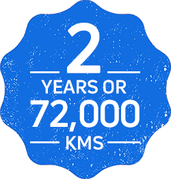 Tata Magic 2 years warranty