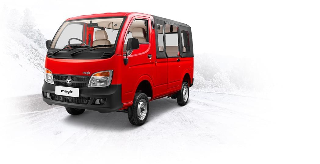 Tata Magic Red