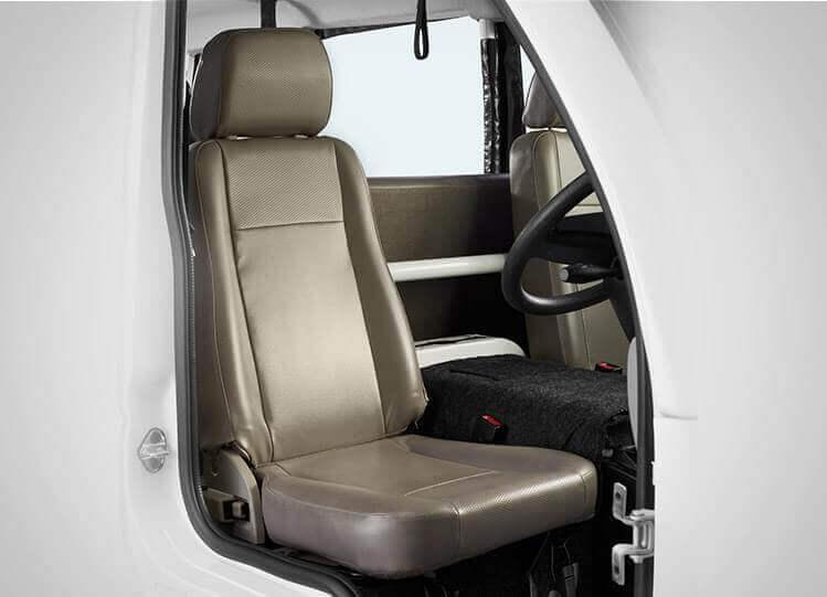 Tata Magic Adjustable seats