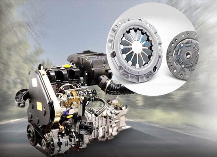 Tata Magic Engine