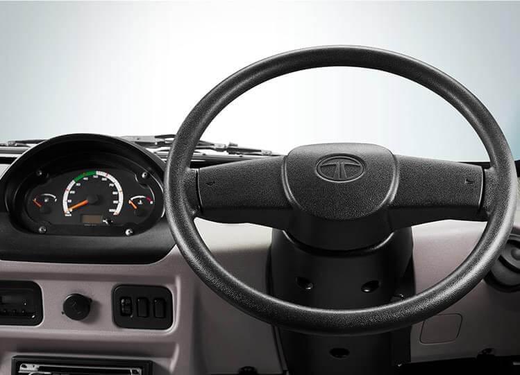 Tata Magic Steering wheel