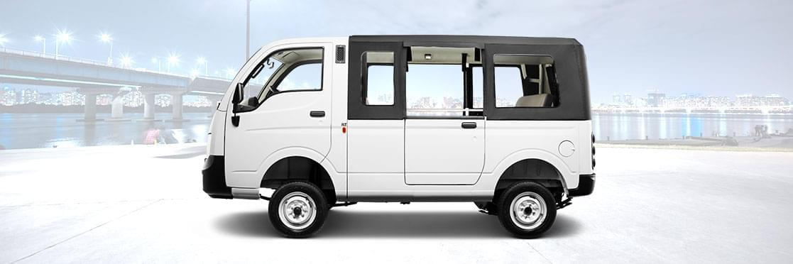 Tata Magic Flat Side view