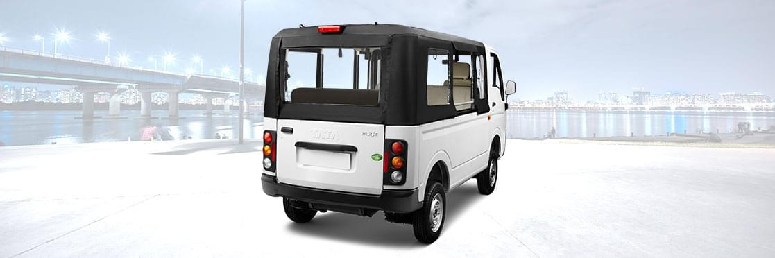 Tata Magic LH side Back View